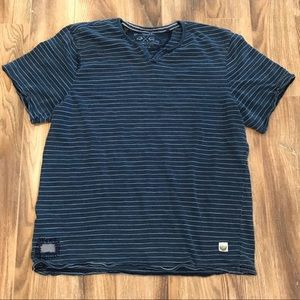 Buffalo David Bitton Stripe T-shirt XXL